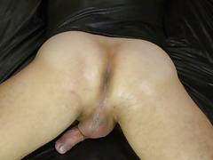 Prostate massage and milking get the desired results in cum