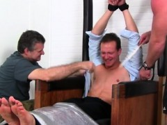 Gay foot emo xxx Gordon Bound & Tickle d