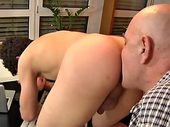 european amateur cocksucking older guy