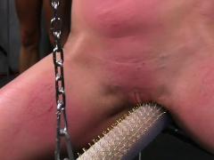 Busty pussy real orgasm