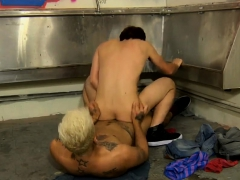 Boy sucks on own penis gay A Cock Spy Gets Fucked!
