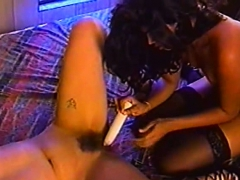 Sexy Indian lesbians hot licking action