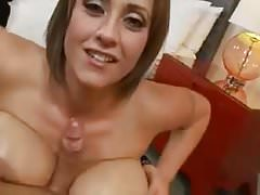 Blow Job Tittyfuck with Facial
