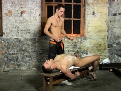 Young boys bondage vids gay Luke is not always blessed