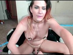 Hot amateur black big boobs fucking HD