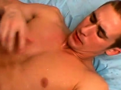 Emo dude gay porn and ginger twink sex pisses all over