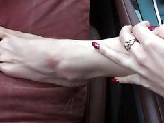 Beautiful Taissia Shanti anal in public
