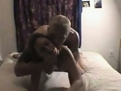 Cute Girl Getting Fucked