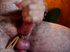Cumming after 3 hours of edging---so sweet!
