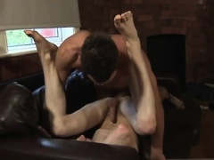 Free barely legal twink gay boy porn first time James Takes
