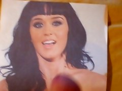 Wanking & Cumming On Katy Perry