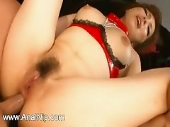 Asian princess from chinese fucked hard