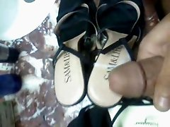 arabic sexy sandals cummed