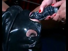 Smoking Fetish - Strap on