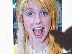 Hayley Williams tribute