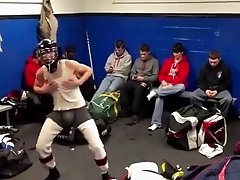 Hockey team, Harlem Shake