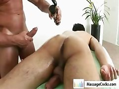 Massagecocks Deep Anal Massage Action