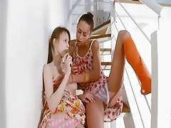Dildos and toys of russian girl2girl