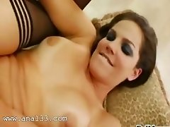 Three ultra elegant anal angels