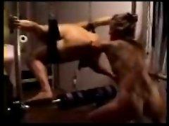 extreme deep anal fist