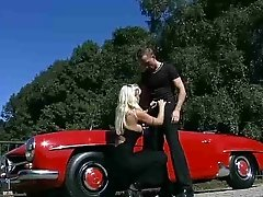 blonde milf fucked mercedes by jackass