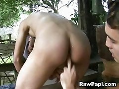 Latino Gay Cowboy Ass Bareback