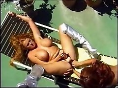 Two Hot Scenes With D. D.