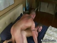 Gay clips of Bryce and Chris fucking part5