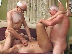 Gay Grandpa Fucking 114