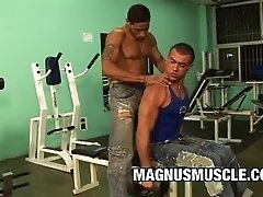 Gym Buddies Hardcore Sex