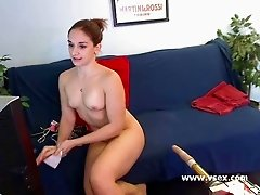 Amateur live sex webcam with Sheena Ryder