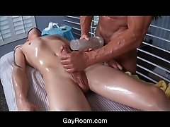 GayRoom Darrin's Deep Anal Massage